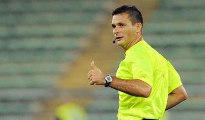 Rome, arbitro
