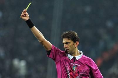 L'arbitro Paolo Tagliavento (Getty Images)