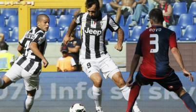 Juve vs. Genoa