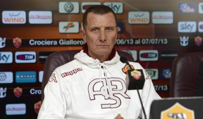 Aurelio Andreazzoli in conferenza stampa
