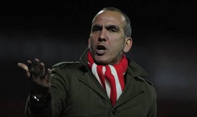 L'ex allenatore dello Swindon Town Paolo Di Canio