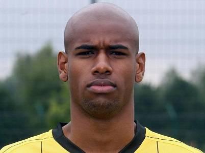 Il difensore del Borussia Dortmund Felipe Augusto Santana (Getty Images)