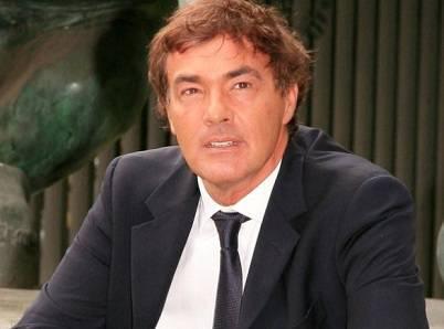 Il giornalista televisivo Massimo Giletti