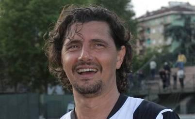 L'ex calciatore Michele Padovano
