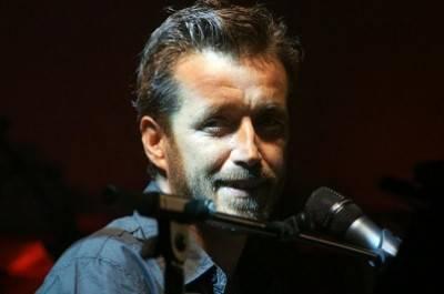 Il cantautore romano Daniele Silvestri