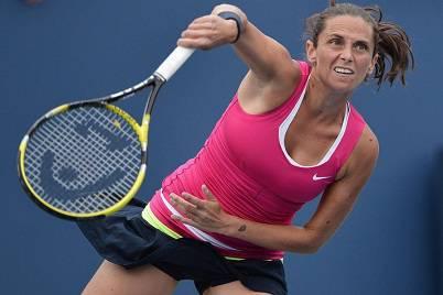 La tennista italiana Roberta Vinci