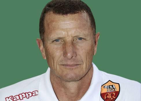 Il nuovo allenatore della Roma Aurelio Andreazzoli