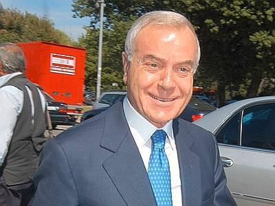 L'ex sottosegretario alla Presidenza del Consiglio Gianni Letta