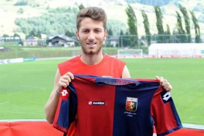 Bertolacci presentato al Genoa