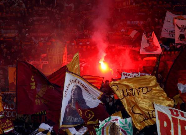 AS Roma v FC Internazionale Milano - TIM Cup