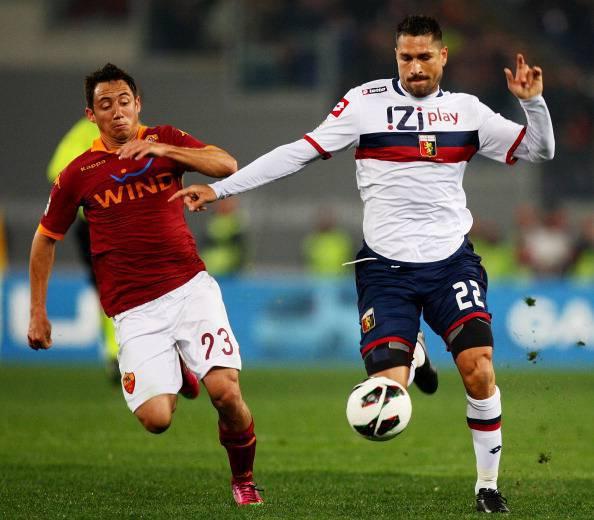 Ivan Piris in azione