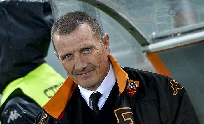 Il tecnico Aurelio Andreazzoli