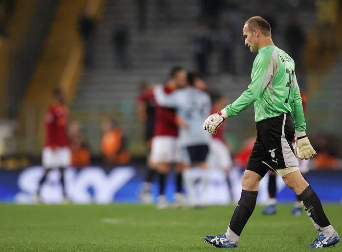 L'ex portiere della Lazio Marco Ballotta (Getty Images)