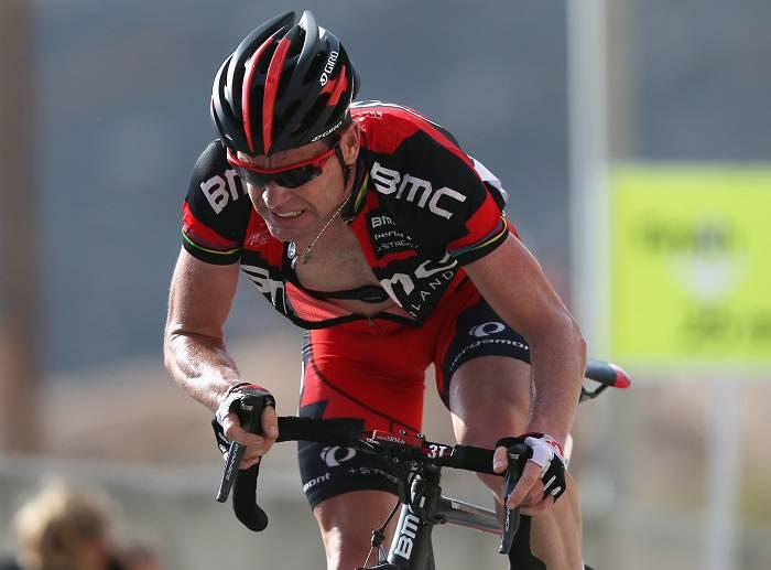 Il ciclista australiano Cadel Evans