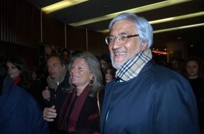 L'ex dirigente laziale Guido Paglia
