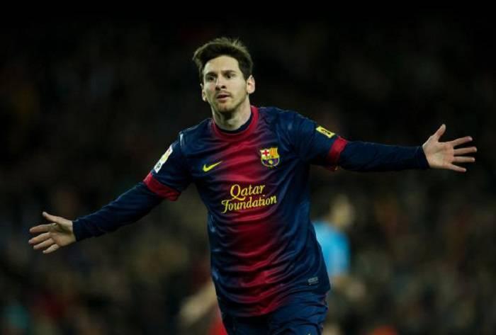 Il fuoriclasse argentino Lionel Messi