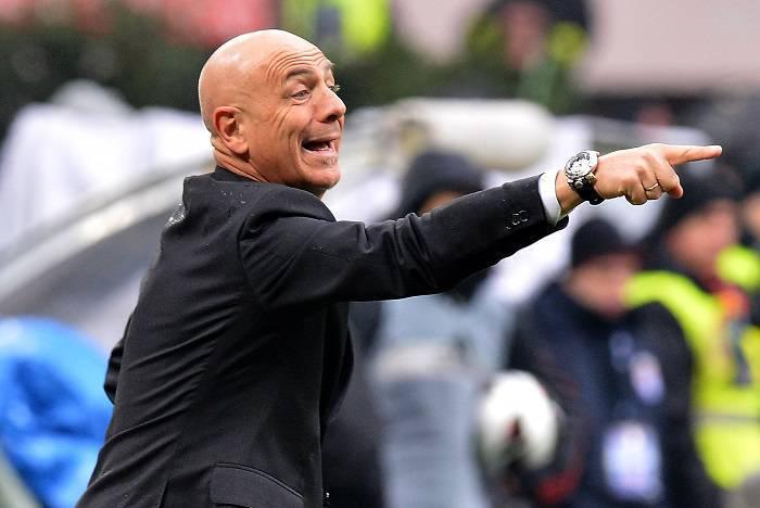 Il tecnico del Palermo Giuseppe Sannino (Getty Images)