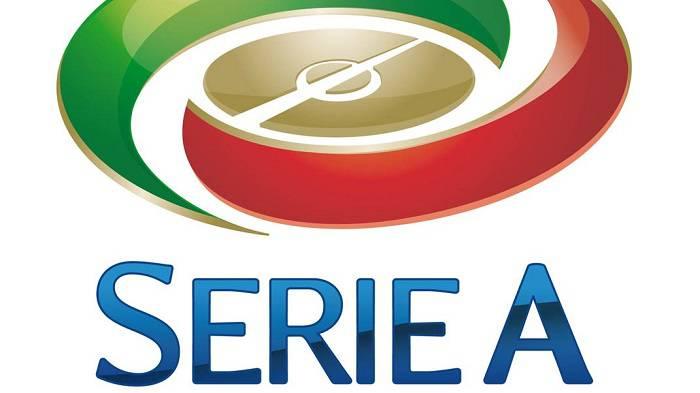 Il logo della Lega Serie A