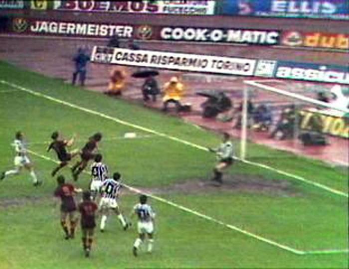 Il famoso gol di Turone
