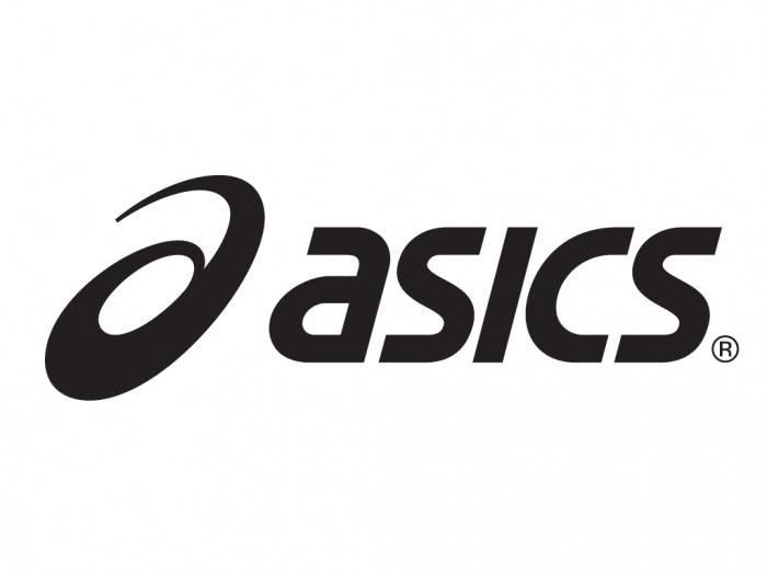 Il logo Asics