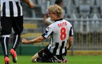 Il terzino serbo dell'Udinese Dusan Basta