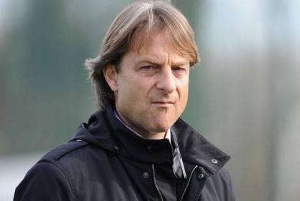 Il tecnico giallorosso Alberto De Rossi