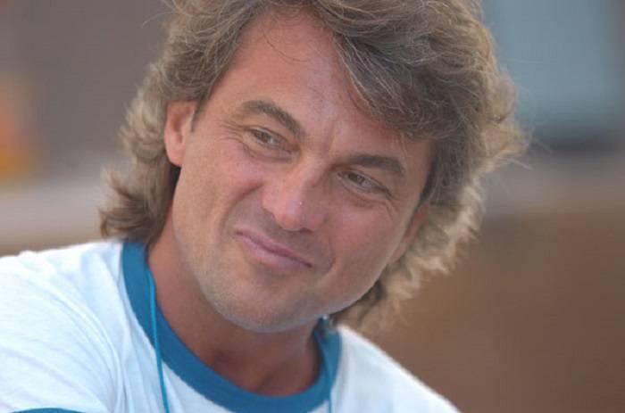 L'ex attaccante Maurizio Iorio