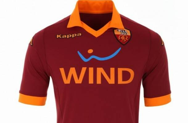 La maglia della Roma