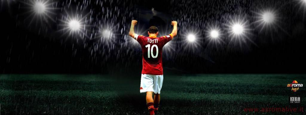 Francesco Totti: un nome, una leggenda