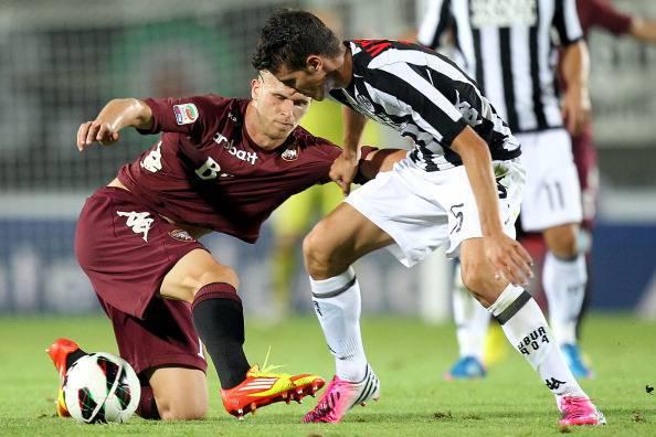 Valerio Verre in azione