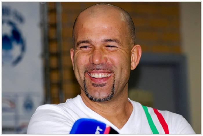 L'ex centrocampista Luigi Di Biagio