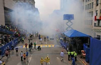 Panico a Boston