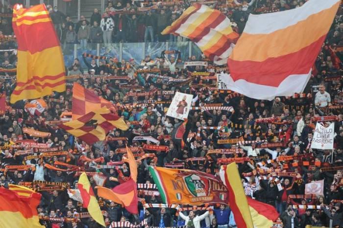 I tifosi romanisti