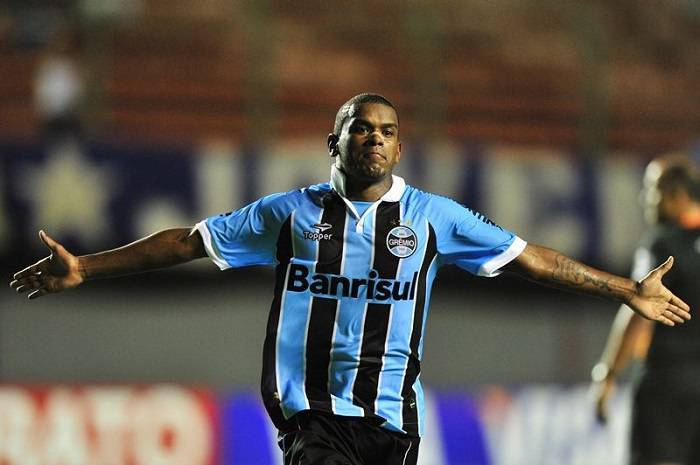 Il centrocampista del Gremio, Fernando
