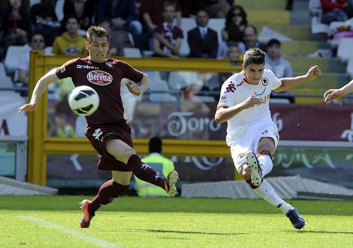 Il gol di Lamela al Torino
