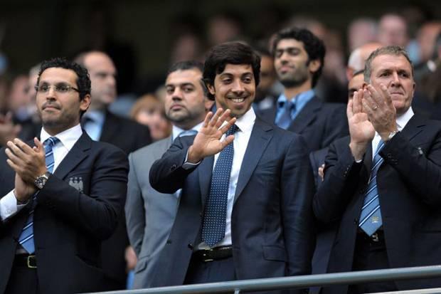 Lo sciecco Mansour Bin Zayed