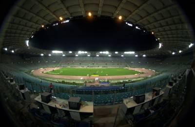 Una veduta dello stadio Olimpico