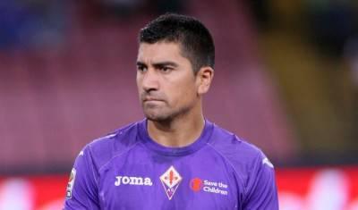 Il centrocampista cileno David Pizarro