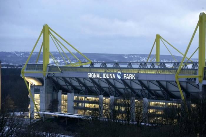 Il Signal Induna Park di Dortmund