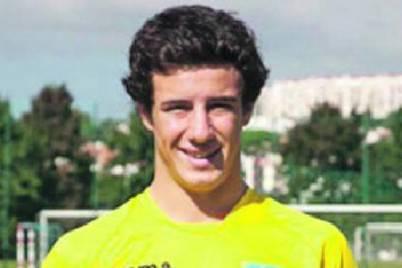 Il giovane Ricardo Vaz