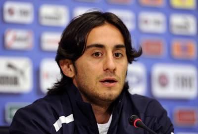 Alberto Aquilani in Nazionale