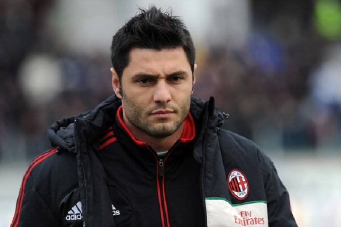 Il portiere milanista Marco Amelia (Getty Images)