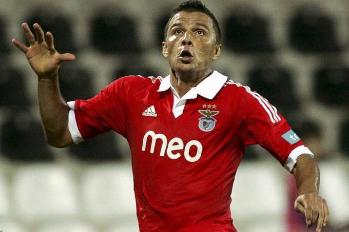 L'attaccante del Benfica Lima