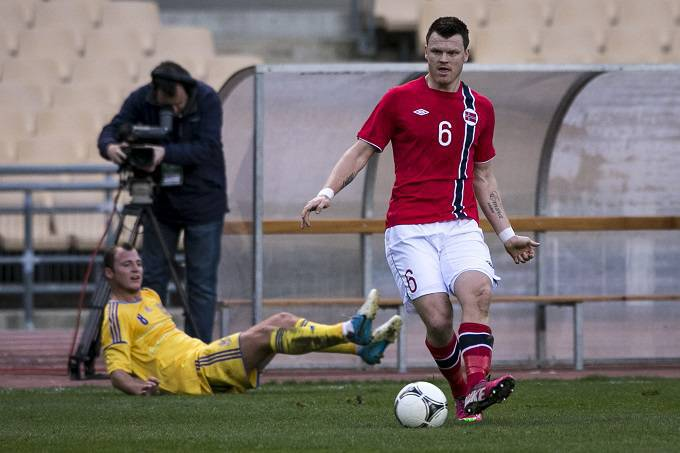 Il terzino norvegese John Arne Riise (Getty Images)