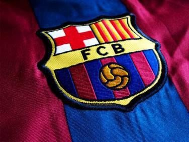 Il logo del Barça