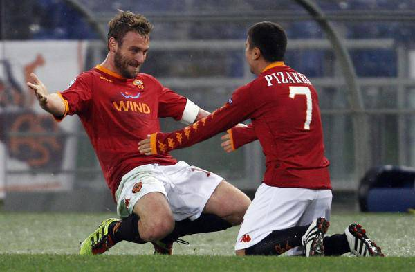 De Rossi e Pizarro
