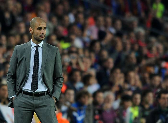 Guardiola al Nou Camp