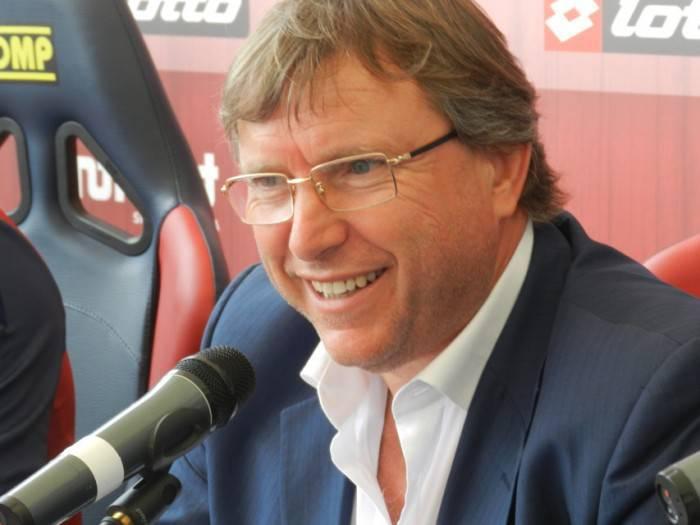 L'ad Pietro Lo Monaco