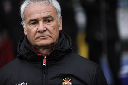 Il tecnico del Monaco Claudio Ranieri (Getty Images)