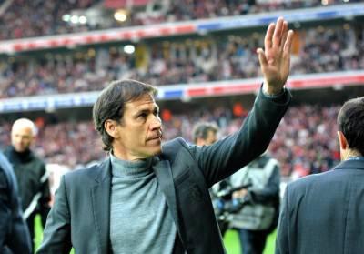 Rudi Garcia ai tempi di Lille